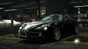 NFSW Alfa Romeo 8C Competizione Black