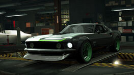 NFSW Ford Mustang RTR-X Team Need For Speed