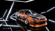 NFSH Nissan Skyline Eddie