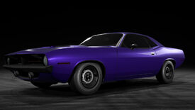 NFSPB PlymouthCuda Garage