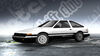 NFSPS Toyota Corolla GT-S AE86