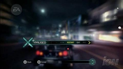 Need for Speed Carbon PlayStation 3 Trailer - Online