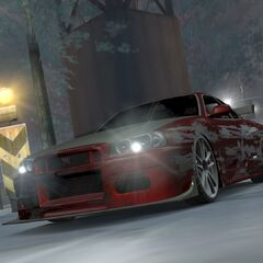 <i>Need for Speed: Carbon</i><br /><small>(Challenge Series)</small>