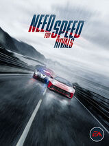 Need for Speed - Rivals Cover Art