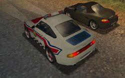 PorscheUnleashed Porsche911Turbo993Cop