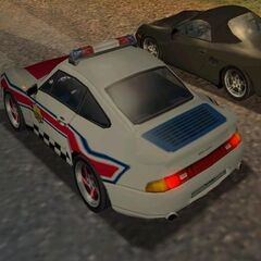 Need for Speed: Porsche Unleashed<br /><small>(PC - Policja)</small>