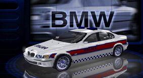 NFSHS PS BMWM5 PoliceUK
