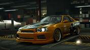 NFSW Nissan Skyline GT-R V-Spec R34 Underground