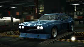NFSW Ford Capri RS3100 Blue