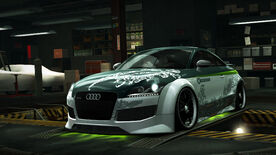 NFSW Audi TT RS Coupé Vesna