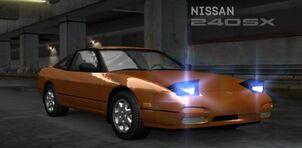 Nfs underground nissan 240sx