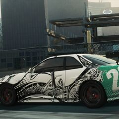 Need for Speed: Most Wanted (2012)<br /><small>(<i>Urban</i>)</small>