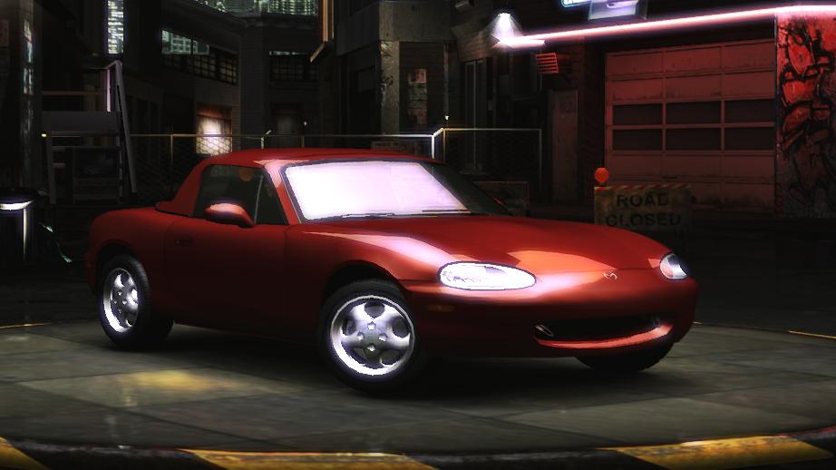Mazda MX 5 NB
