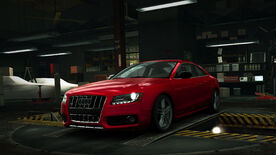 NFSW Audi S5 Red