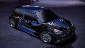 Carbon RenaultClioV6Neville