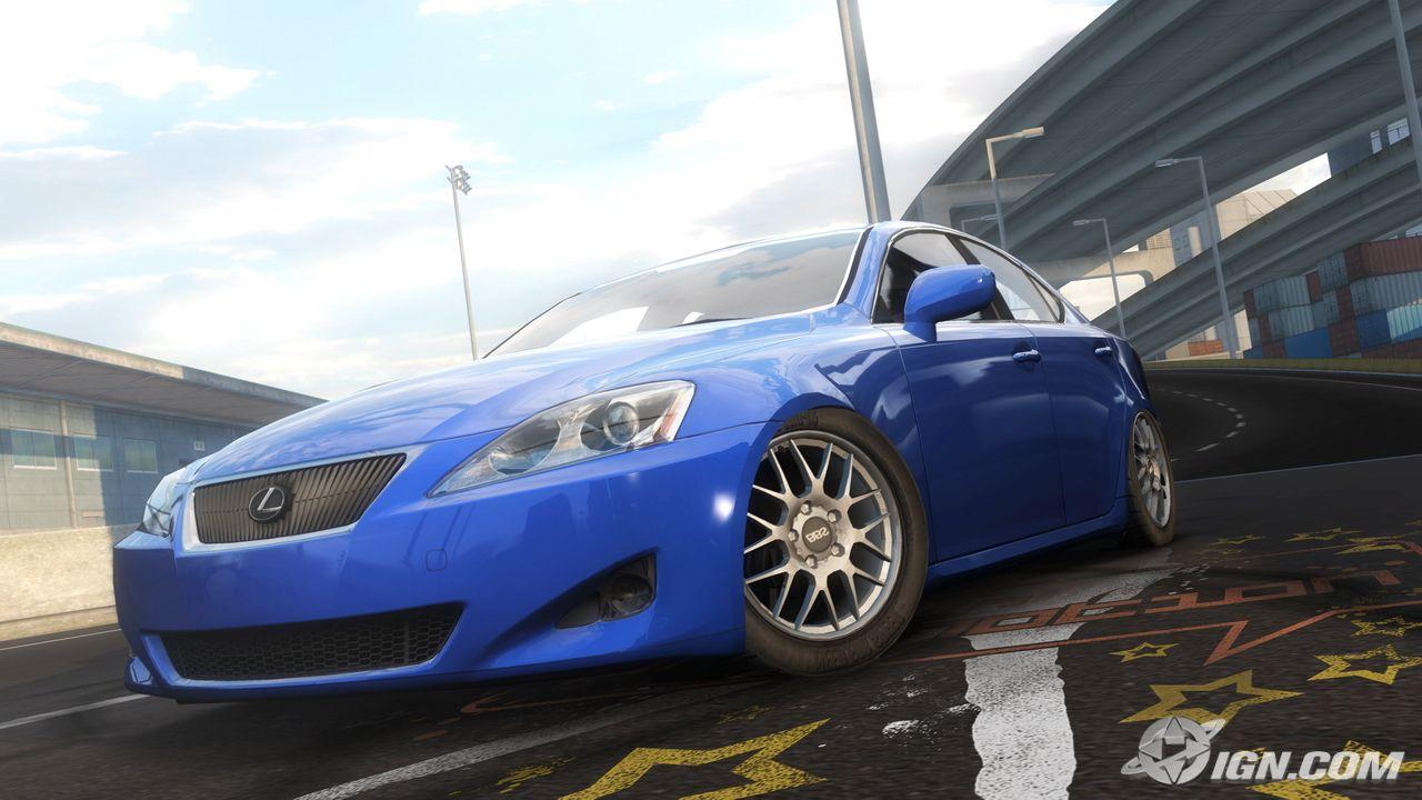 Image  Lexus is 350 prostreetjpg  Need for Speed Wiki  FANDOM