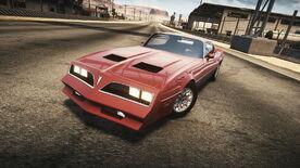 NFSE Pontiac Firebird Formula