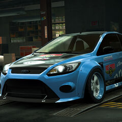 Need for Speed: World<br /><small>(Pro FWD)</small>