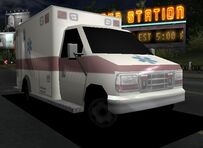 NFSUG1 ambulance