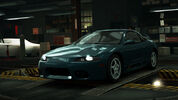 NFSW Mitsubishi Eclipse GS-T Blue