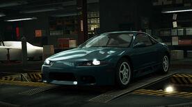 NFSW Mitsubishi Eclipse GS-T Blue