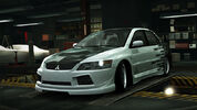 NFSW Mitsubishi Lancer Evolution IX MR Edition Glide