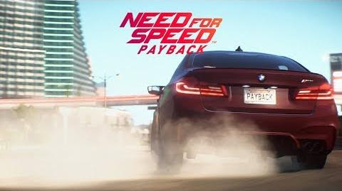 Need for Speed Payback Driving the Incredible all-new BMW M5