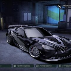 Chevrolet Corvette C6 Z06 Crossa<br /><small>(Need for Speed: Carbon)</small>