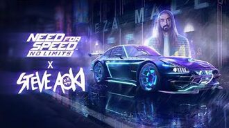 NFSNL - Steve Aoki Neon Future Gameplay Trailer