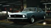NFSW Chevrolet Camaro SS Blue