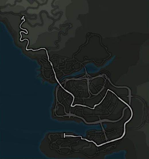Need For Speed Underground 2 Shop Maps