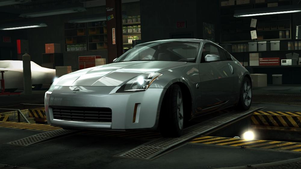 Nissan 350Z (2003) | Need for Speed Wiki | FANDOM powered by Wikia