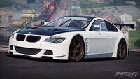SHIFT2 Unleashed BMW M6Coupe 01