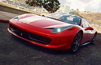 NFSE Ferrari 458Spider