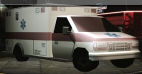 NFSUG2 ambulance