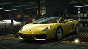 NFSW Lamborghini Gallardo LP560-4 Spyder Yellow