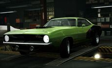 Nfs world plymouth hemi cuda