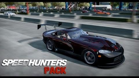 SHIFT 2 UNLEASHED Speedhunters Pack Trailer