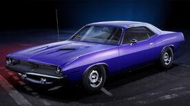NFSHE App Plymouth Barracuda