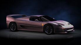 NFSHP2 PS2 Ferrari F50 NFS edition