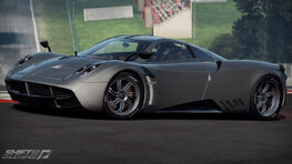 Huayra Shift 2 Unleashed