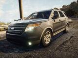 Ford Explorer LXT (U502)