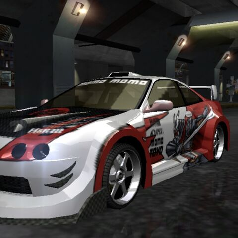 Acura Integra Type R<br /><small>(<i>Need for Speed: Underground</i>)</small>