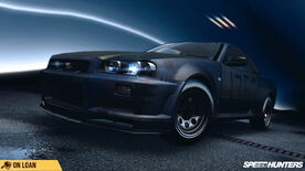 NFSNL Nissan Skyline R34 Stage2