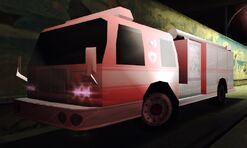 NFSUG2 firetruck