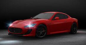 Maserati GranTurismo MC Stradale (Mobile)