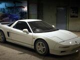 Honda NSX Type-R (1992)