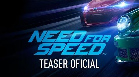 Need for Speed - Teaser Oficial