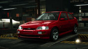 NFSW Ford Escort RS Cosworth Red