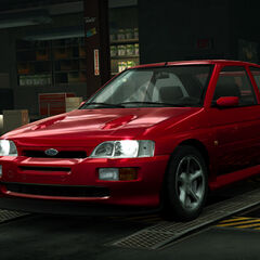 Need for Speed: World<br /><small>(Red)</small>